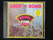 Trouble Funk - Drop the Bomb (CD) - Neuwertig!