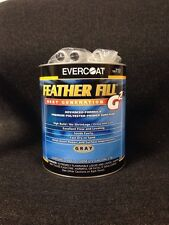 Evercoat Feather Fill G2 Polyester Primer Surfacer (Gray Gallon) Fib-713