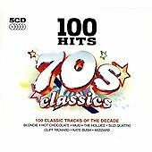 100 Hits of the 1970s (Classics) 4 CD Box Set (Please note missing disc)