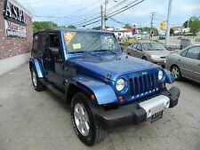 Jeep: Wrangler 4WD 4dr Saha