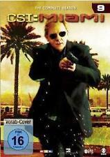 CSI Miami - Staffel 9 komplett - DVD