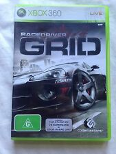 Racedriver Grid - Xbox 360 Game - $2 Off Per Extra Game