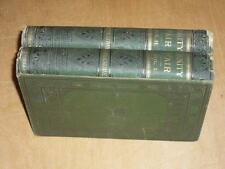 WILLIAM THACKERAY / VANITY FAIR / Rare EDITION ANGLAISE ANCIENNE 1878 2vol Cplet