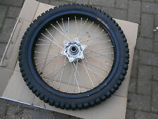 KTM 690 ENDURO R LC4 2008 FRONT WHEEL AND GOOD TYRE
