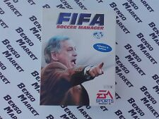 FIFA SOCCER MANAGER - PC - BIG BOX CARTONATO EDIZIONE ITALIANA - NUOVO