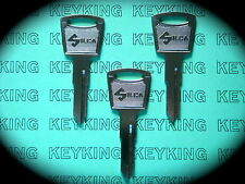 Toyota Keyblanks x 3 , Key Blank- Non Remote-Free Post