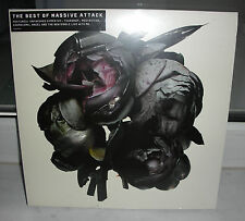 "MASSIVE ATTACK . COLLECTED THE BEST OF sealed Archiv Copy 3 x 12""  Vinyl LP"