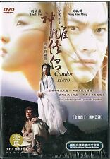 Condor Hero HK TVB Series DVD Cantonese With Chinese / English Sub.