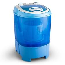 MINI WASHING MACHINE TOP LOADER CAMPING SPIN DRYER 2,8KG CAPACITY