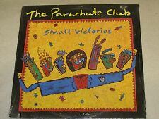 Parachute Club Small Victories 1986 RCA Records # 5743-1-R POP ROCK Sealed LP