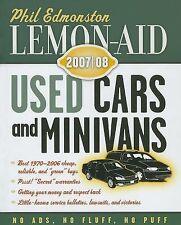 Lemon-Aid: Used Cars and Minivans 2007-08