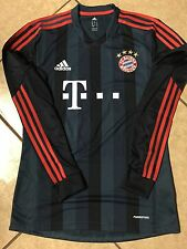 Germany bayern Munich Player Issue Formotion Uefa Trikot Jersey Match worn shirt