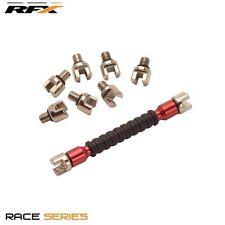 Rfx Rojo habló clave Intercambiables Multi Punta Tipo Tamaños 5.4mm-7.0 mm Motocross