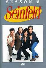 Seinfeld ~ Complete 8th Eighth Season 8 Eight ~ BRAND NEW 4-DISC DVD SET