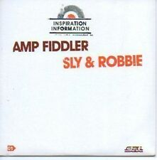 (864H) Amp Fiddler, Sly & Robbie - DJ CD