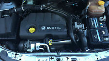 VAUXHALL ASTRA H Z17DTH ENGINE TIMED UP WITH INLET & INJECTORS 82K 2005