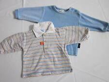 """2 schöne Sweatshirts/Pullover Junge Gr.: 62 + 68 Baby Langarm """"TOP"""""""