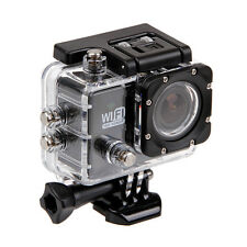 JS New Underwater Waterproof Dive Housing Protection Case For SJ6000 WiFi Camera
