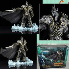 20cm World of Warcraft WoW Arthas Menethil Lich King Deluxe Action Figure Statue