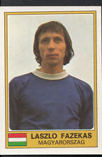 Football Sticker - Panini Euro Football 1976 - No 181 - Laszlo Fazekas