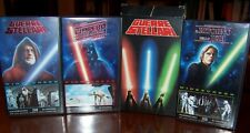 VHS 1^ TRILOGIA GUERRE STELLARI FOX VIDEO VINTAGE BOX 1995 WIDESCREEN RARISSIMO