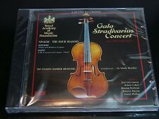 Gala Stradivarius Concert Recorded Highlights CD NEW SCD13