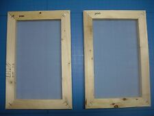 """SILK SCREEN FRAME for SCREEN PRINTING (8X12"""") with high quality mesh (200)"""