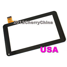 New Touch screen Digitizer For Tablet PC KNC708 MOMO9 M70 S18 X18 M76 T79 USA