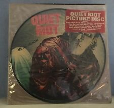QUIET RIOT Metal Health 1983 USA Vinyl PICTURE DISC LP EXCELLENT CONDITION
