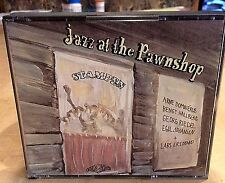 JAZZ AT THE PAWNSHOP - Original Proprius AudioSource 2cd - Japan No Bar Code
