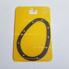Austin Rover A series Classic Mini timing chain cover gasket 10 bolt Oval type