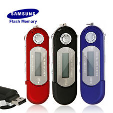 8GB USB2.0 LCD MP3 Music Player Slim Digital FM Radio Voice Recorder Flash Drive