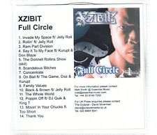 (GN830) Xzibit, Full Circle - 2006 DJ CD