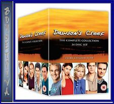 DAWSONS CREEK - COMPLETE COLLECTION SEASONS 1-6 ** BRAND NEW 34  DVD BOXSET