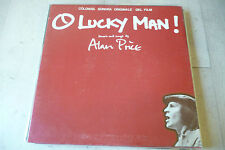"ALAN PRICE""O LUCKY MAN-disco  33 giri WB Italy 1973""SOUNDTRACK"