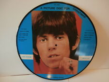 "THE ROLLING STONES""lyon du 16/16/1982 "" LP12""picture disc TMOQ.sc005"