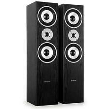 HOME HIFI AUDIO FLOOR SPEAKERS 350W PASSIVE STEREO SOUND *FREE P&P SPECIAL OFFER