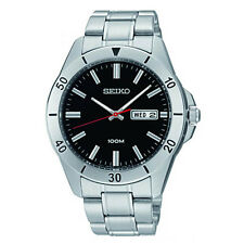 SQNP SGGA75P1 Seiko Gents Date Display Stainless Steel Bracelet Watch