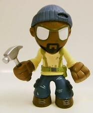"""AMC THE WALKING DEAD ZOMBIE TYREESE WITH HAMMER MINI 2"""" 1/2 FIGURE SERIES 3"""