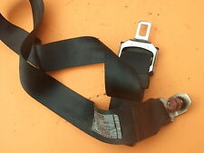 1999 HYUNDAI ACCENT REAR  CENTER SEAT BELT  BLACK OEM