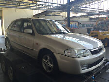 LOT#483 - NOW WRECKING MAZDA 323 BJ 1999 ASTINA 5D HATCH 1.8L MANUAL