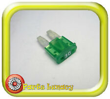 FUSE Micro2 Style 9mm 30 Amp Green FOR Some Late Model FORD 2013-On