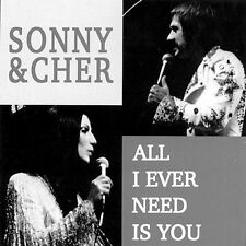 Sonny & Cher : All I Ever Need Is You CD (2005)