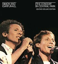 SIMON AND GARFUNKEL CD - CONCERT IN CENTRAL PARK [CD/DVD](2015) - NEW UNOPENED