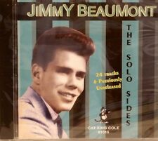 JIMMY BEAUMONT - The Solo Sides - 24 Tracks