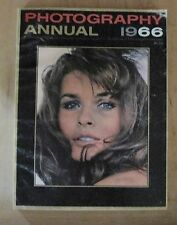 PHOTOGRAPHY ANNUAL - 1966 EDITION