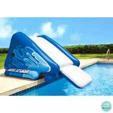 Intex Water Slide Inflatable Float Swimming Pool Splash Backyard Kids Raft