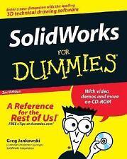 SolidWorks For Dummies Jankowski, Greg, Doyle, Richard
