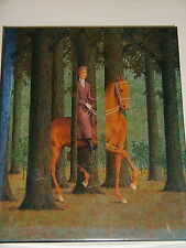 Galison Books Fine Art Jigsaw Puzzle ~ Rene Magritte (1898-1967)  New!