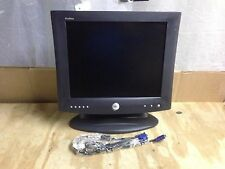"Dell 17"" LCD Monitor  E1702fp VGA LCD flat screen computer monitor"